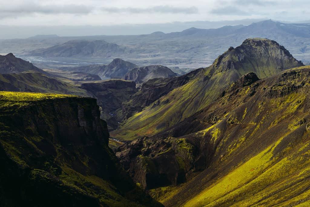 South Iceland landscapes