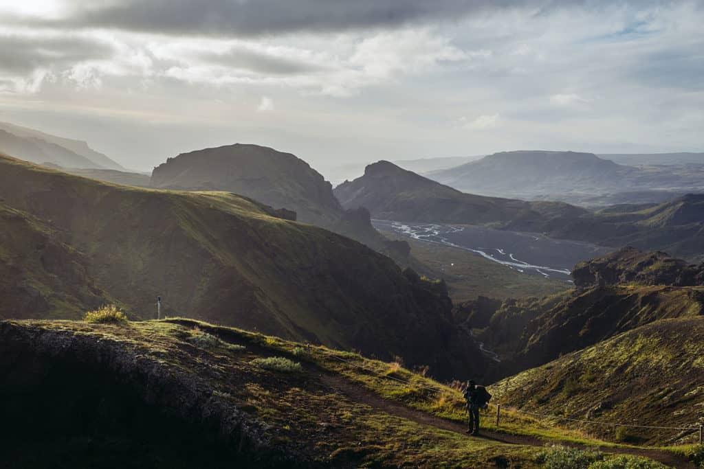 hiking-thorsmork